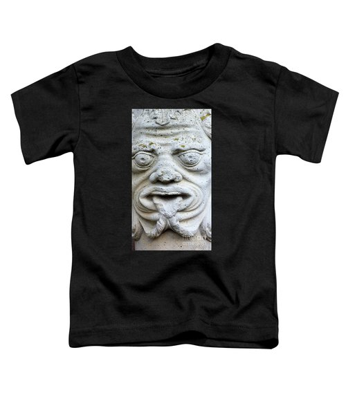 Sandstone Sculpture At The Main Entrance Of The Corvey Monastery Toddler T-Shirt