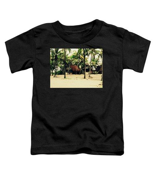 Sandy  Beaches Toddler T-Shirt