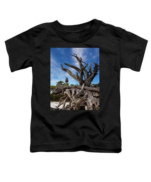 Sanibel Lighthouse Toddler T-Shirt