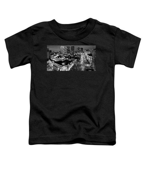 Sao Paulo Downtown - Viaduto Do Cha And Around Toddler T-Shirt