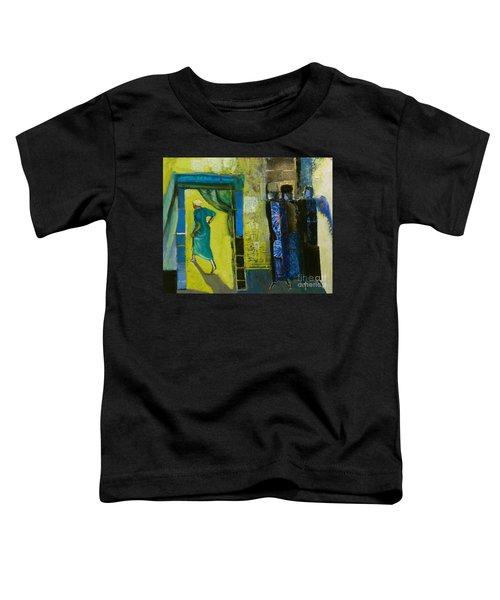 Sarah And The Three Angels Toddler T-Shirt