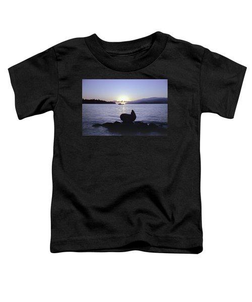 Sausalito Morning Toddler T-Shirt