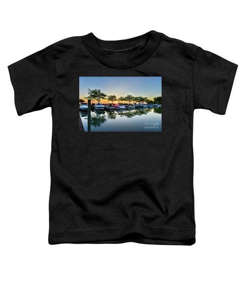 Sawmill Creek Morning Toddler T-Shirt