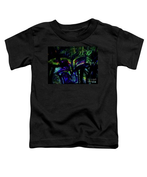 Scary Face-1 Toddler T-Shirt