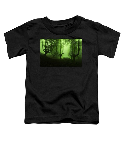 The Funeral Of Trees Toddler T-Shirt