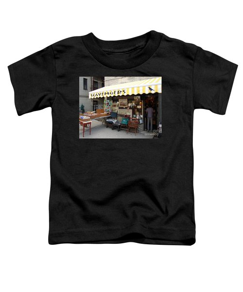 Scavengers Toddler T-Shirt by Cole Thompson