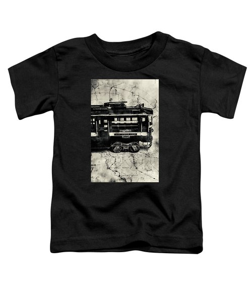 Scene From The Old Tramway Toddler T-Shirt