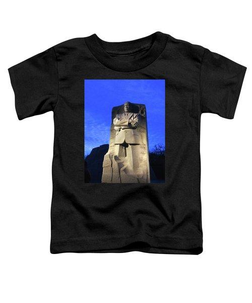 Sculptured Profile Martin Luther King Jr. Toddler T-Shirt