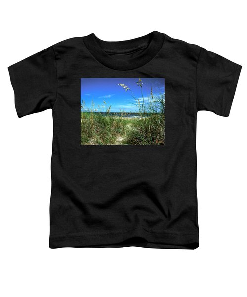 Sea Oat Dunes 11d Toddler T-Shirt