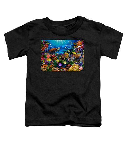 Sea Of Beauty Toddler T-Shirt