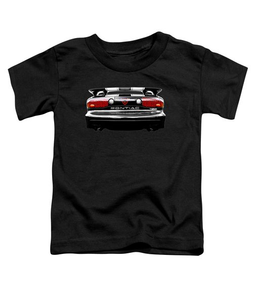 See You Later - Pontiac Trans Am Toddler T-Shirt