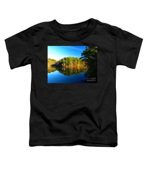 Seen From Kidds Schoolhouse Toddler T-Shirt