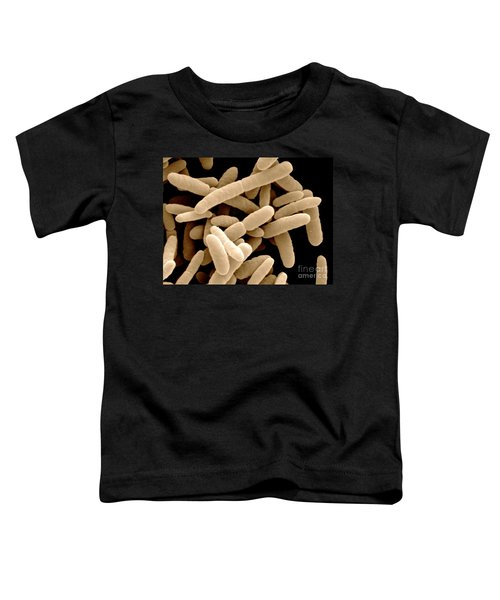 Sem Of E. Coli Bacteria Toddler T-Shirt