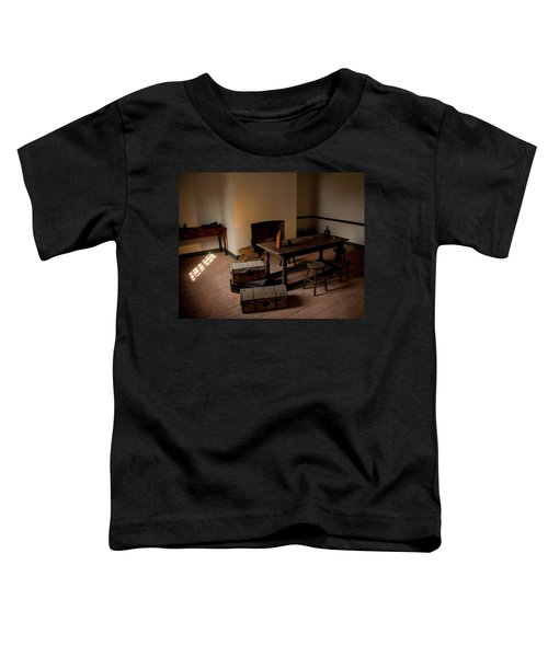 Servant's Hall Toddler T-Shirt