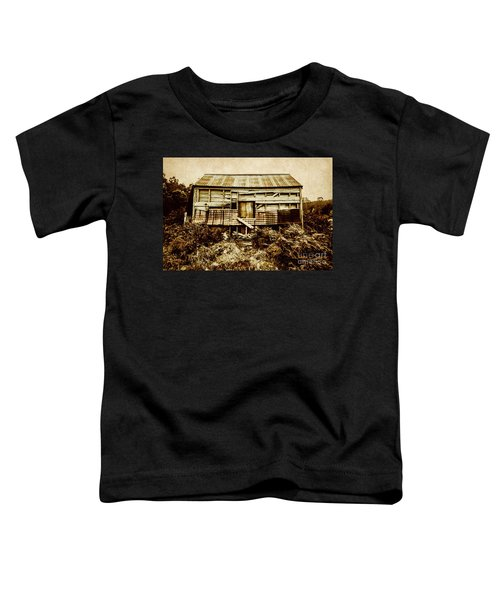 Shabby Country Cottage Toddler T-Shirt