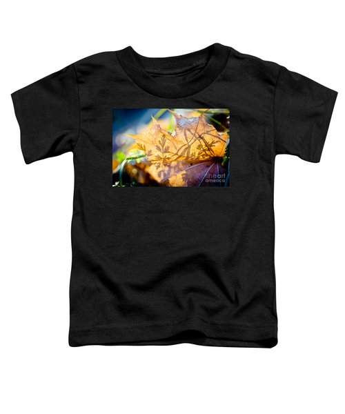 Shadow Of Autumn  Artmif.lv Toddler T-Shirt