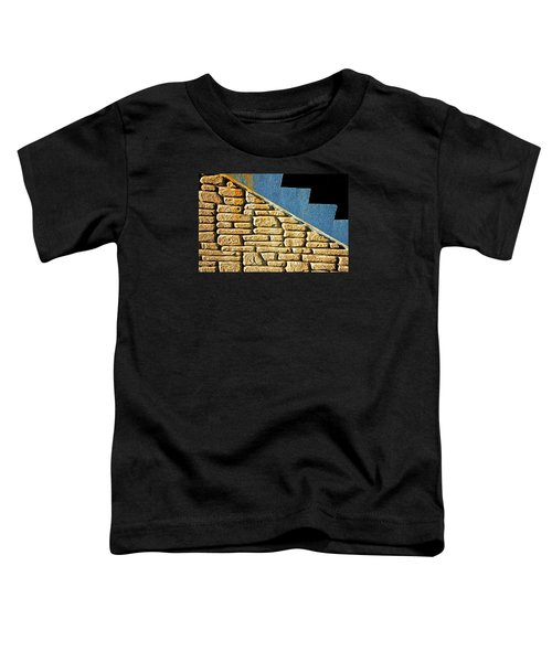 Shapes And Forms Of Station Stairway Toddler T-Shirt