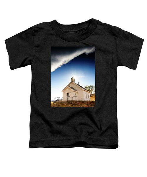 Shelter From The Storm Toddler T-Shirt