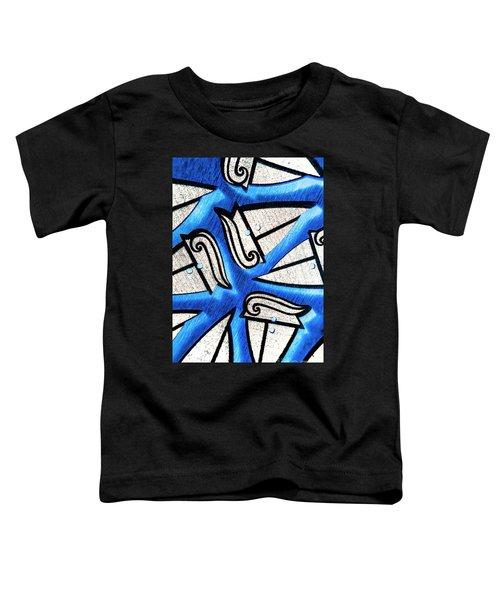 Ship Shape Sails Toddler T-Shirt