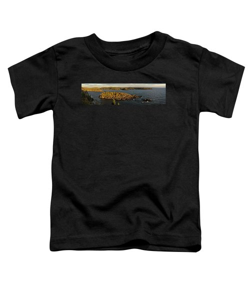 Toddler T-Shirt featuring the photograph Shores Of Pukaskwa by Doug Gibbons