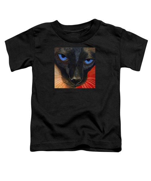 Siamese Toddler T-Shirt