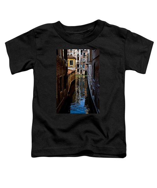 Side Canal Toddler T-Shirt