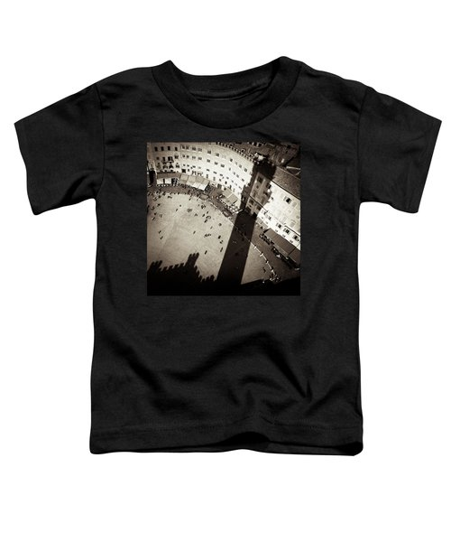 Siena From Above Toddler T-Shirt