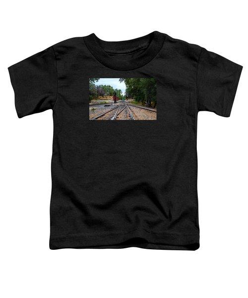 Sierra Railway Toddler T-Shirt