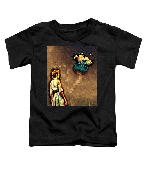 Silence Must Be Heard Toddler T-Shirt