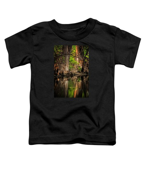 Silent River Toddler T-Shirt
