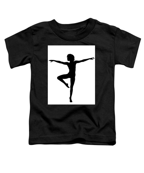 Silhouette 24 Toddler T-Shirt