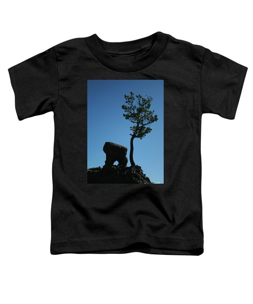 Silhouette Toddler T-Shirt