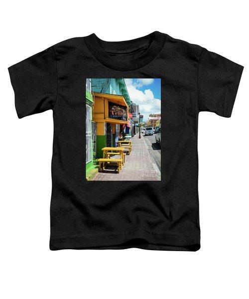 Simple Street View Toddler T-Shirt