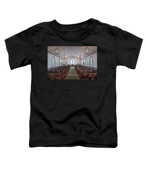 Simple Worship Toddler T-Shirt