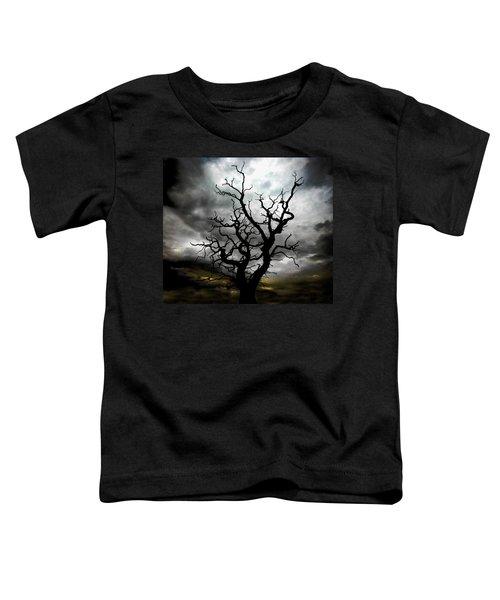 Skeletal Tree Toddler T-Shirt