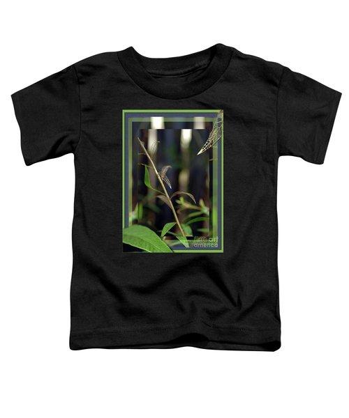 Skeletons And Skin Toddler T-Shirt