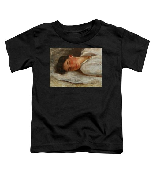 Sketch For Summer Dreams  Toddler T-Shirt