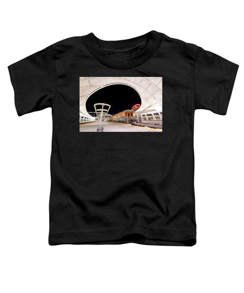 Ski Train Toddler T-Shirt