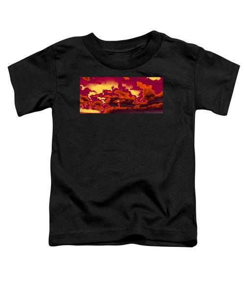 Sky #4 Toddler T-Shirt