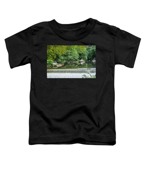 Slipery Rock Gorge - 1888 Toddler T-Shirt