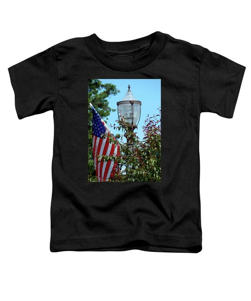 Small Town Anywhere Usa Toddler T-Shirt