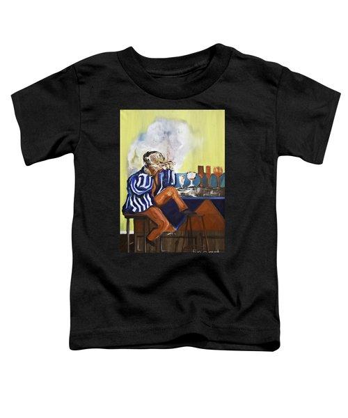 Smoker Toddler T-Shirt