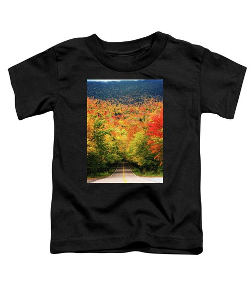 Smuggler's Notch Toddler T-Shirt