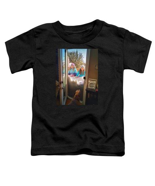 Snowed In Toddler T-Shirt