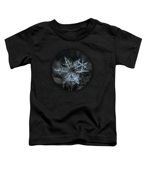 Snowflake Of 19 March 2013 Toddler T-Shirt
