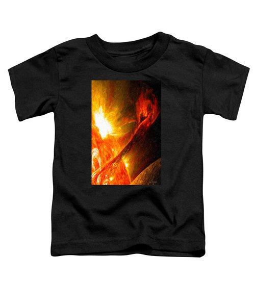 Solar Mass Ejection Toddler T-Shirt