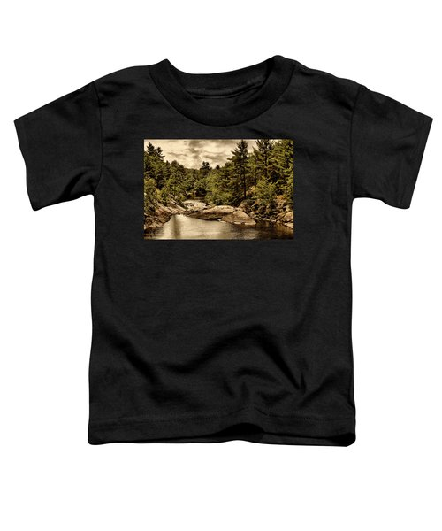Solitary Wilderness Toddler T-Shirt