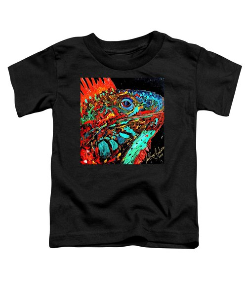 Son Of Iggy Toddler T-Shirt