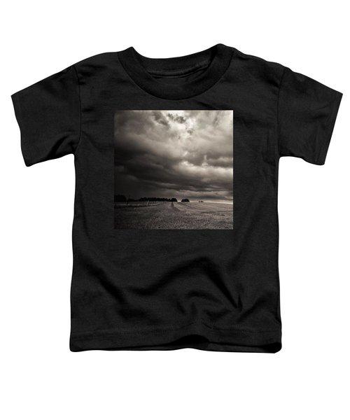 Sonnenwolkendunkel Toddler T-Shirt