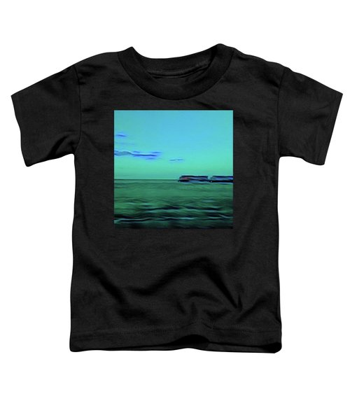 Sound Of A Train In The Distance Toddler T-Shirt